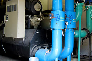 Chilled Water Installation, Chiller Installation, Chiller Service el dorado arkansas