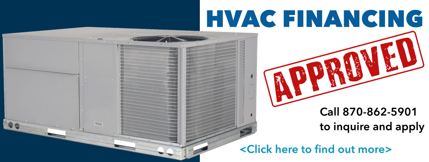 HVAC commercial financing