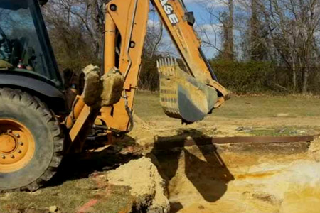 Excavation, Digging, Trenching, Ditching el dorado arkansas