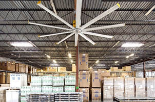 Warehouse Fans el dorado arkansas